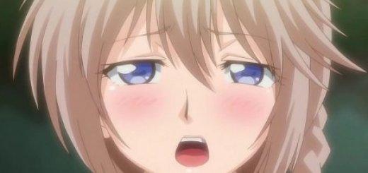 性奴隷にされる美女騎士のエロアニメ画像